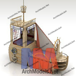 children-bed_00014-3d-max-model