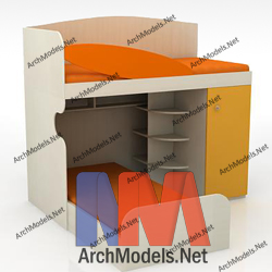 children-bed_00017-3d-max-model