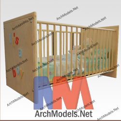 children-bed_00032-3d-max-model