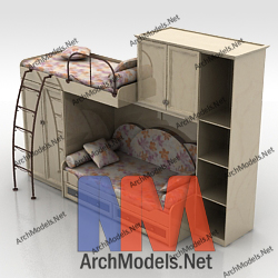 children-bed_00036-3d-max-model