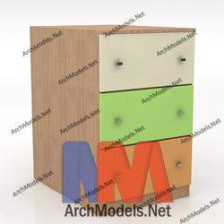 children-cabinet_00001-3d-max-model