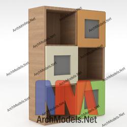 children-cabinet_00003-3d-max-model