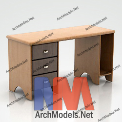 children-desk_00001-3d-max-model
