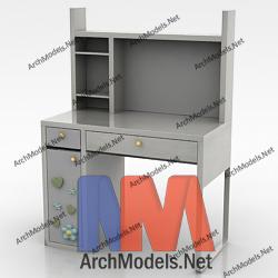 children-desk_00002-3d-max-model
