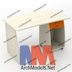children-desk_00003-3d-max-model