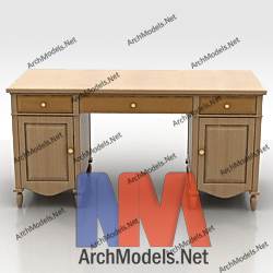 children-desk_00008-3d-max-model