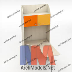 children-desk_00009-3d-max-model