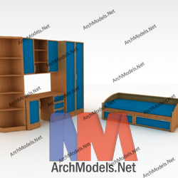 children-room-set_00010-3d-max-model