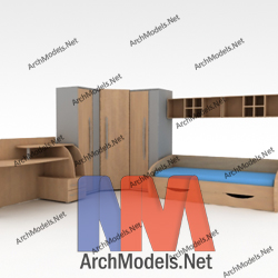 children-room-set_00011-3d-max-model