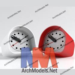clock_00003-3d-max-model