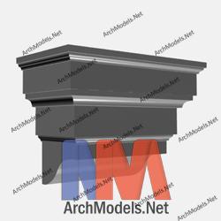 cornice_00001-3d-max-model
