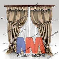 curtain_00003-3d-max-model