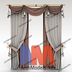 curtain_00004-3d-max-model