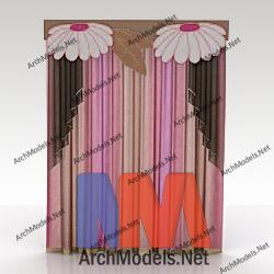 curtain_00007-3d-max-model