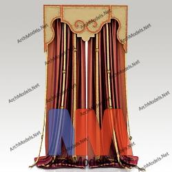 curtain_00012-3d-max-model