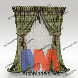 curtain_00014-3d-max-model
