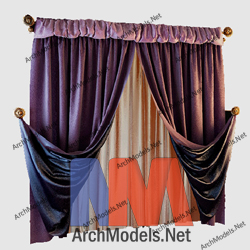 curtain_00023-3d-max-model