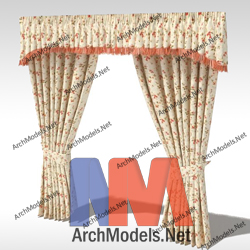 curtain_00034-3d-max-model