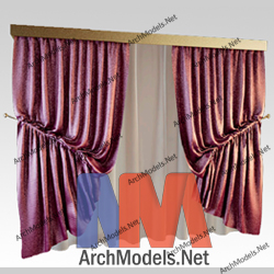 curtain_00035-3d-max-model