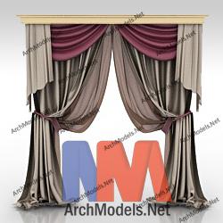 curtain_00038-3d-max-model