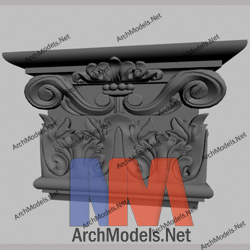 decorative-bracket_00002-3d-max-model