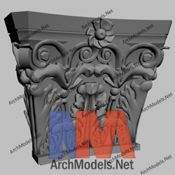 decorative-bracket_00003-3d-max-model
