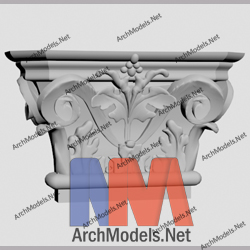 decorative-bracket_00004-3d-max-model