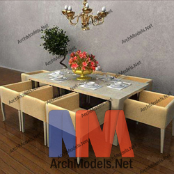 dining-room-set_00003-3d-max-model