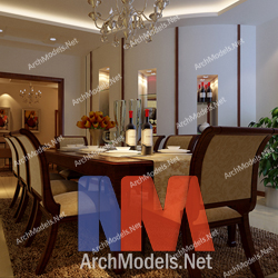 dining-room-set_00004-3d-max-model