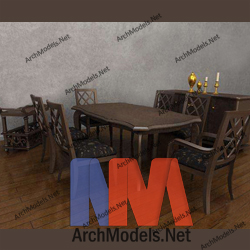 dining-room-set_00009-3d-max-model