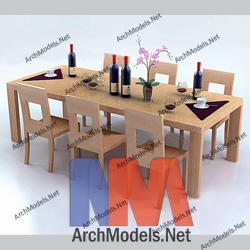 dining-room-set_00013-3d-max-model