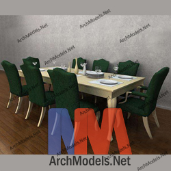 dining-room-set_00014-3d-max-model