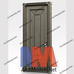 door_00001-3d-max-model