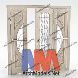 door_00005-3d-max-model