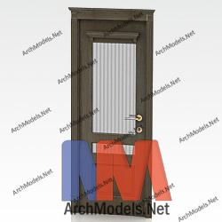 door_00007-3d-max-model