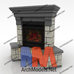 fireplace_00005-3d-max-model