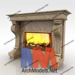 fireplace_00006-3d-max-model