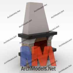 fireplace_00008-3d-max-model