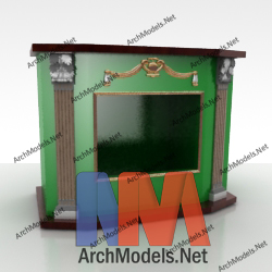 fireplace_00011-3d-max-model