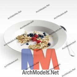 food_00001-3d-max-model