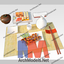 food_00005-3d-max-model
