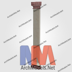 gypsum-column_00002-3d-max-model