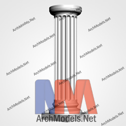 gypsum-column_00004-3d-max-model