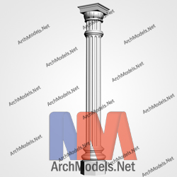 gypsum-column_00006-3d-max-model
