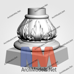 gypsum-column_00007-3d-max-model