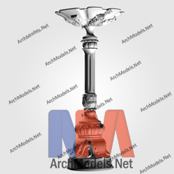 gypsum-column_00008-3d-max-model