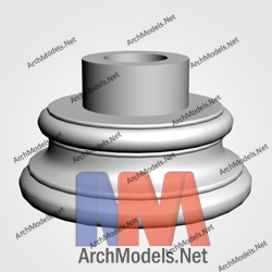 gypsum-column_00009-3d-max-model