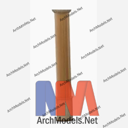 gypsum-column_00014-3d-max-model