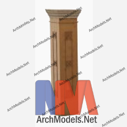 gypsum-column_00015-3d-max-model