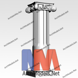 gypsum-column_00016-3d-max-model